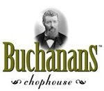 Buchanans Steakhouse Logo