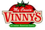 My Cousin Vinnys Restaurant Logo