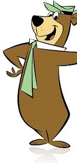 Yogi Bear Campground Logo