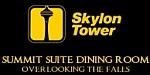Skylon Tower Summit Suite Dining Room Logo