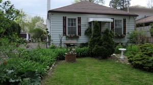 NIAGARA ON THE LAKE HISTORIC COTTAGE RENTAL