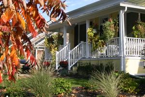 THE STEWART HOUSE