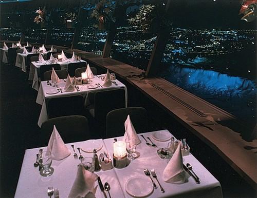Skylon Tower Revolving Dining Room